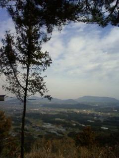 菩提山山頂