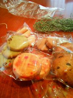クッキーごっそり