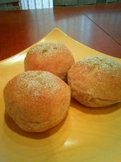 自然工房のパン