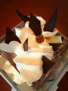 オトナのケーキ