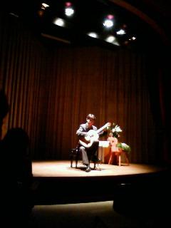 尾崎史彦クラッシックギターコンサート