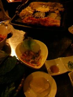 韓国料理ノルブーチャンゴ